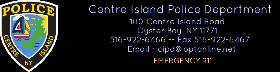 Centre Island Police Department